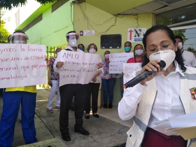 Suman 34 trabajadores de Salud muertos por Covid-19