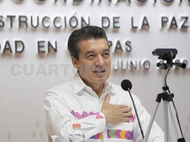 Chiapas con 70% de casos recuperados de Covid: REC