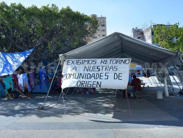 Desplazados retornarán a sus comunidades