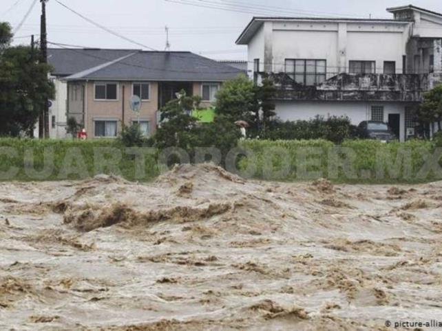 Evacuaciones masivas en Japón
