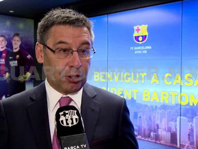 El club es investigado por blanqueo de capitales