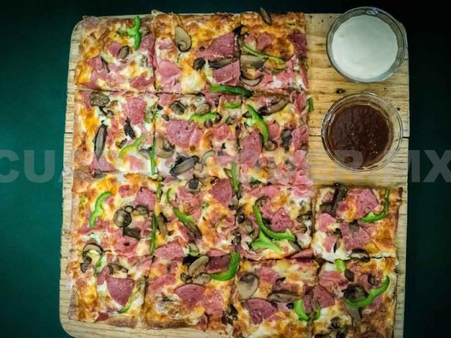 Delicioso sabor casero en PP'S PIZZA