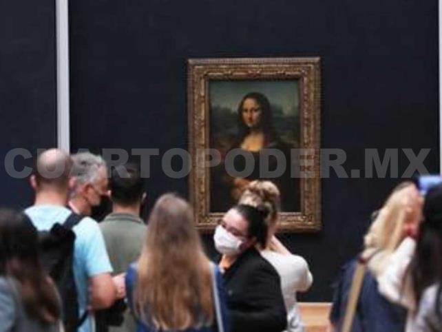 Mona Lisa se vuelve a encontrar con su público