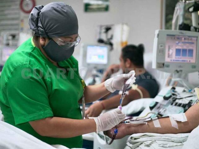 México llega a 39,184 muertes por Covid-19