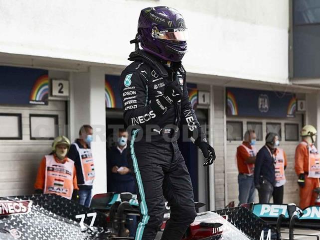 Hamilton se lleva el GP de Hungría