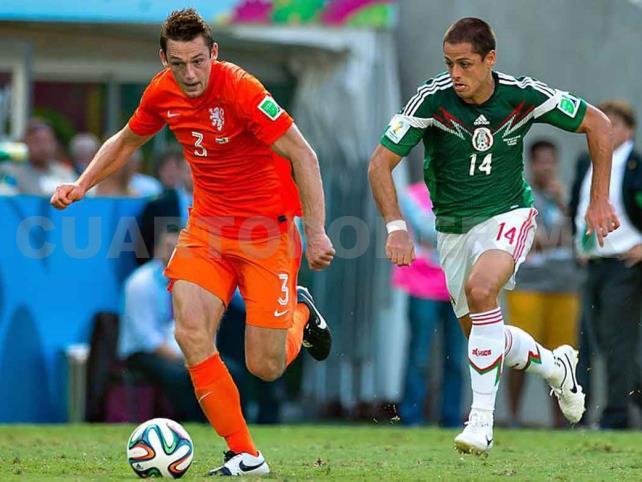 Selección mexicana enfrentará a Holanda