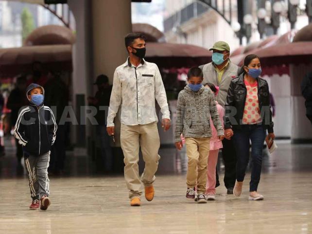 México alcanza 370 mil contagios por Covid