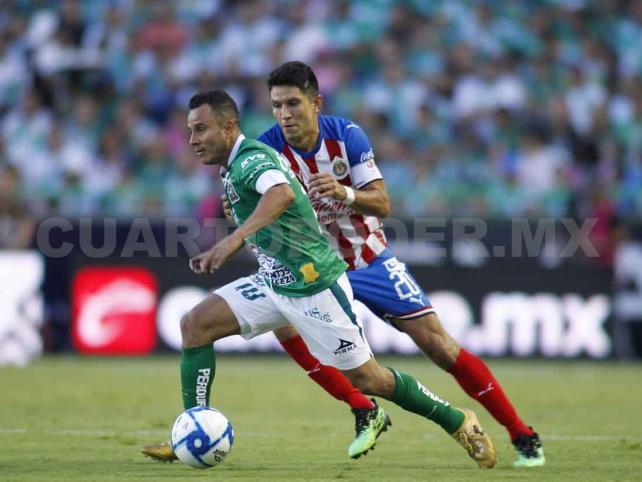 Chivas y León se estrenan en la liga