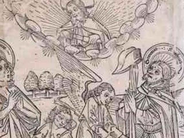 En internet, historia de pestes en Europa