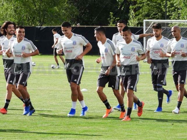 Selección mexicana jugará un octagonal