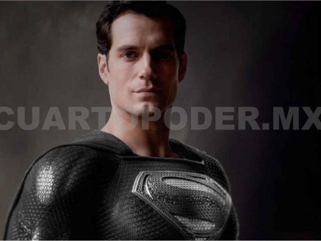 Justice League muestra un Superman negro