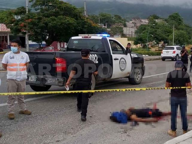 Albañil murió de un balazo al negarse a entregar Pick up
