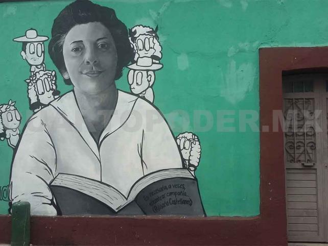 Invitan a crear murales de Chiapas
