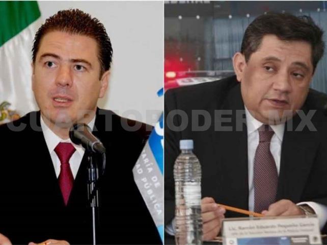 Acusan de narcotráfico a Luis Cárdenas Palomino y Ramón Pequeño