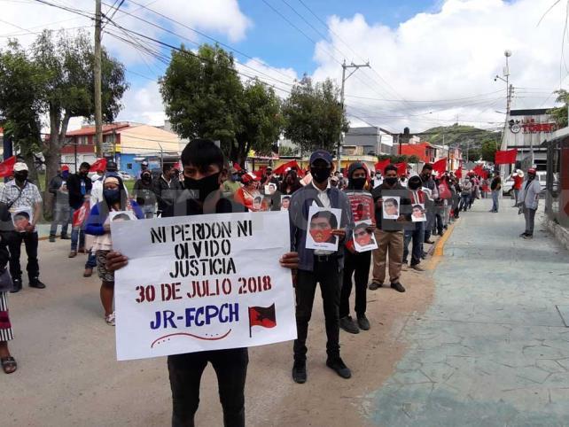 Exigen justicia tras masacre en la Central de Abasto