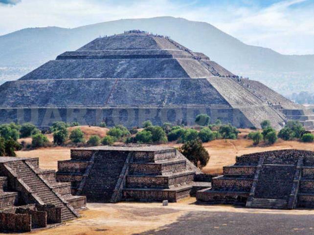 Pirámide de la Luna definió Teotihuacán
