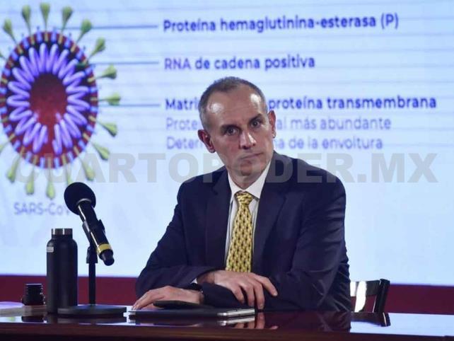 Gobernadores piden salida de López-Gatell