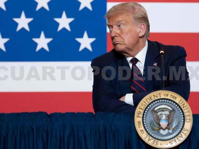 Trump no puede retrasar las elecciones