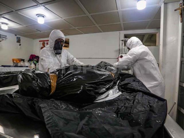 Chiapas cierra el mes con cinco mil 485 contagios