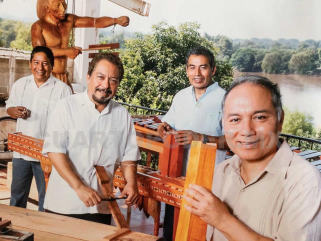 Construcción, historia y pasión por la marimba
