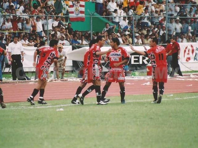A 18 años del primer juego de Liga MX