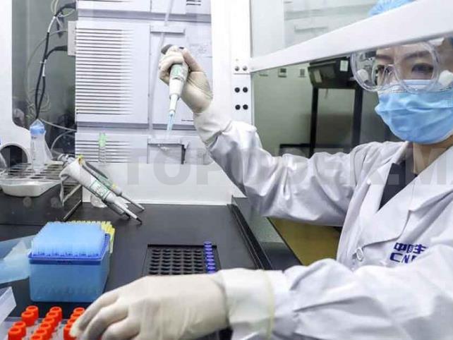 China aprueba patente de vacuna contra Covid-19