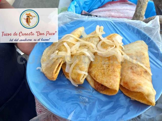 Tacos de Canasta Don Paco