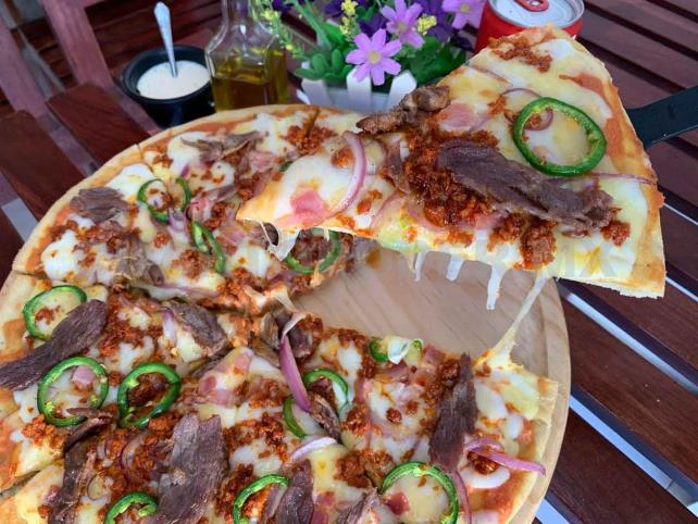 La Central Pizzera
