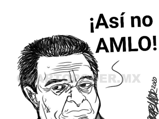 El informe de AMLO