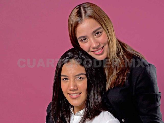 Hermosas hermanas