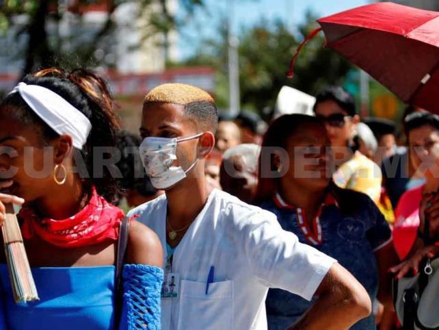 Cubanos temen desabasto por restricciones