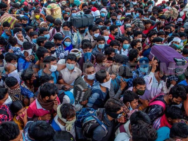 India es el nuevo epicentro del Covid-19