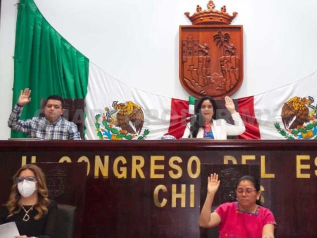 Nombran a regidores de Ixtapa y Escuintla