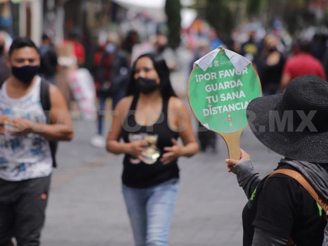 Suman 69 mil muertes por Covid en México