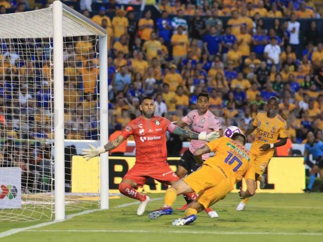 Tigres busca zona de Liguilla ante Santos