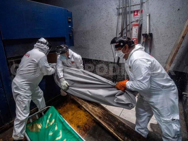 México llega a 668 mil 381 casos de Covid