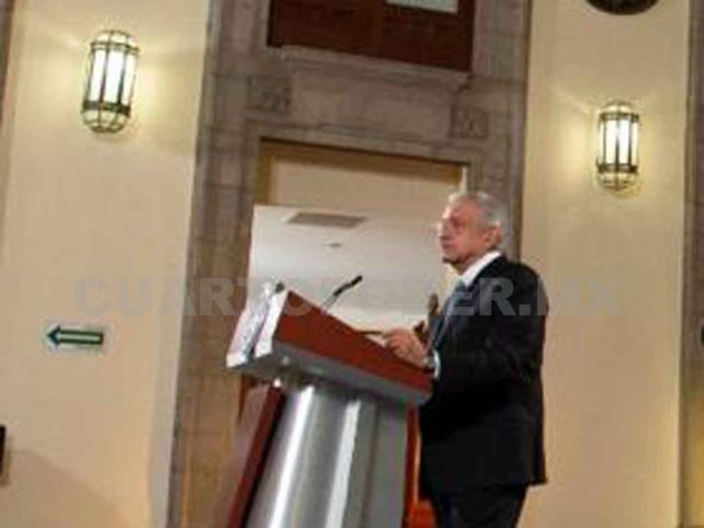 Se llegó a meta de cachitos vendidos: López Obrador