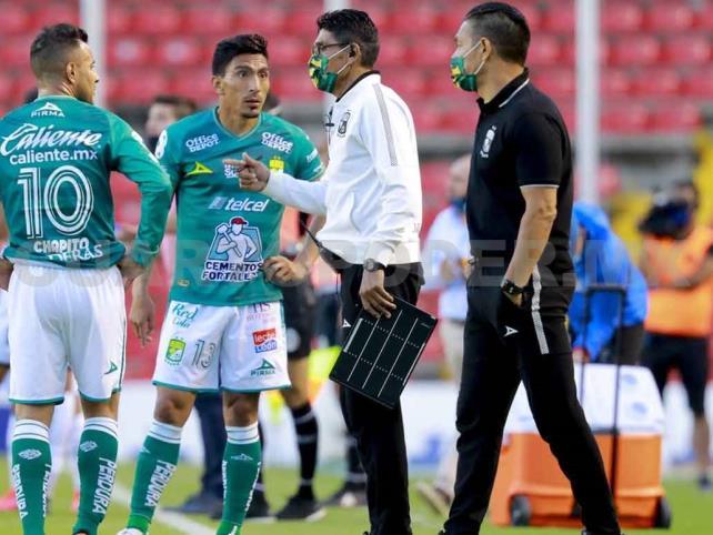 León sacó el carácter tras vencer a Querétaro