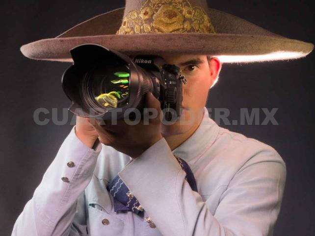 Rodrigo Cervantes, fotógrafo charro