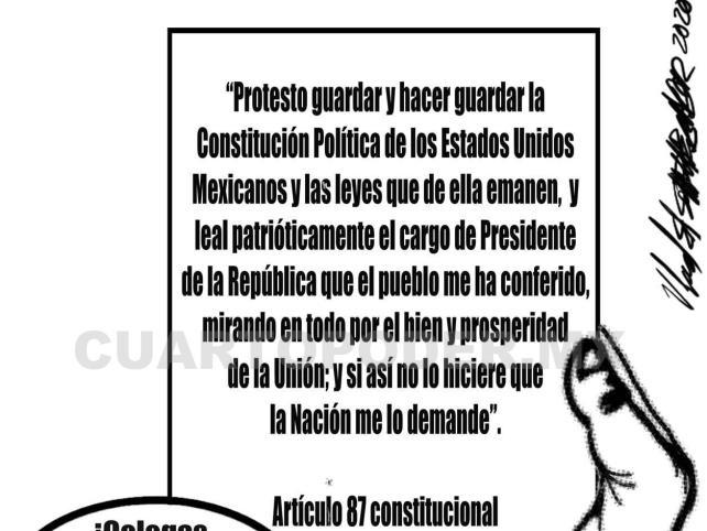 """Suprema Corte se mete al """"prime time"""" de AMLO"""