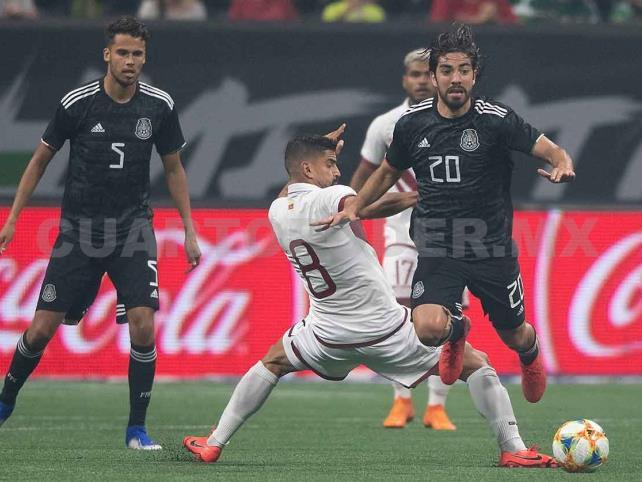 México conoce a sus rivales