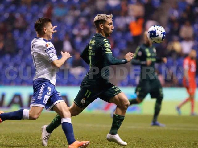 Santos va por los tres puntos ante el Puebla