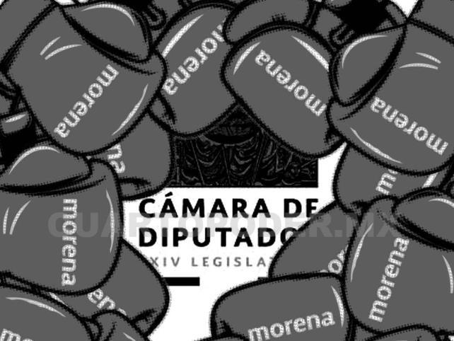Pleito en Morena