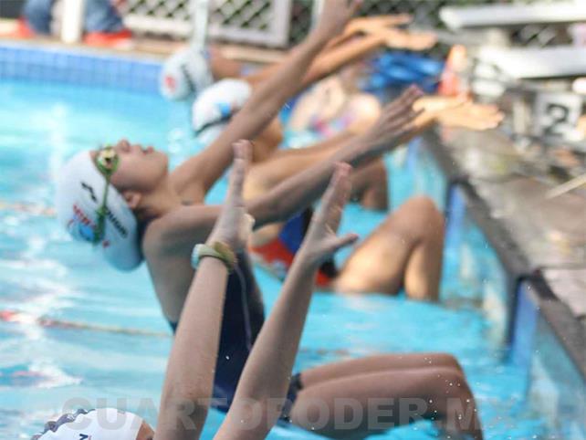 52 nadadores han participado en tres días