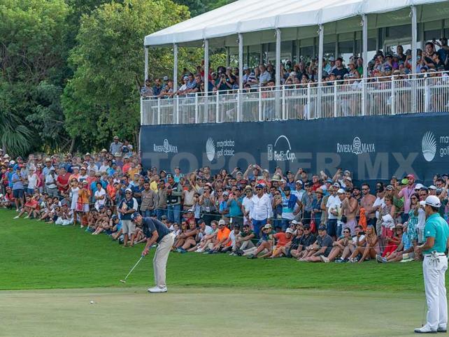 El Mayakoba Golf Classic se realizará sin público