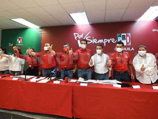 El PRI arrasa en Coahuila e Hidalgo