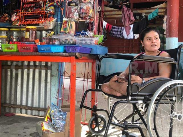 Discapacidad y alto riesgo