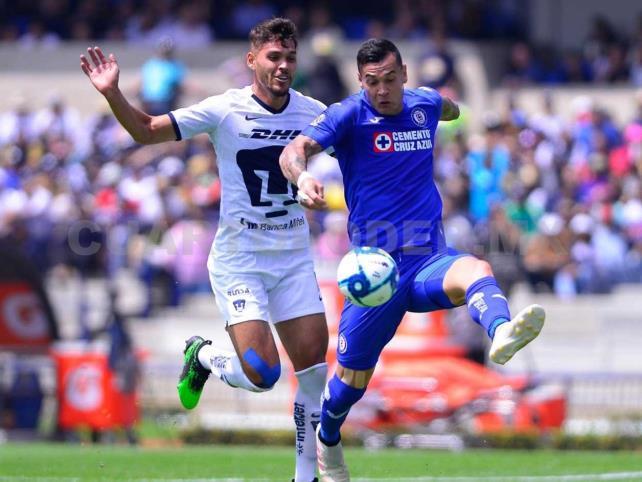 Pumas y Cruz Azul se juegan el pase directo