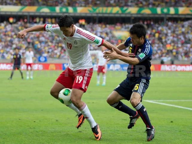 México vs Japón, marcado por toque de queda