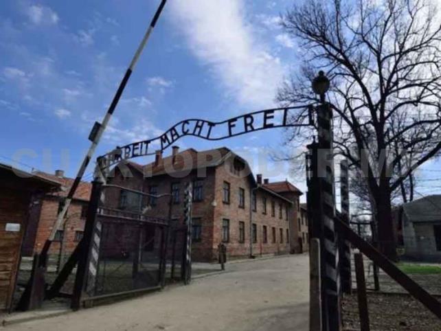 De campos de concentración a museos